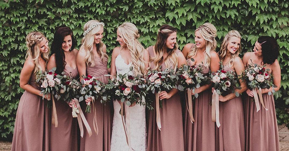 Top 5 Tips to be a Top-Notch Bridesmaid